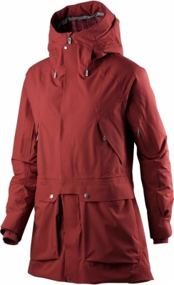 Houdini Womens Spheric Parka Houdini Womens Spheric Parka Farbe / color: rebel red ()