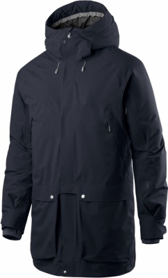 Houdini Mens Spheric Parka Houdini Mens Spheric Parka Farbe / color: big bang blue ()