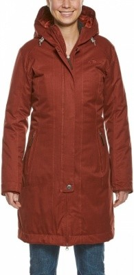 Tatonka Floy Womens Coat Tatonka Floy Womens Coat Farbe / color: ruby red ()
