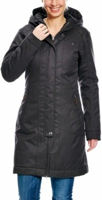 Tatonka Floy Womens Coat Tatonka Floy Womens Coat Farbe / color: black ()