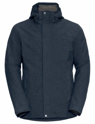 VAUDE Mens Caserina 3in1 Jacket VAUDE Mens Caserina 3in1 Jacket Farbe / color: eclipse ()