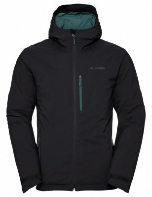 VAUDE Mens Carbisdale Jacket VAUDE Mens Carbisdale Jacket Farbe / color: black/eucalyptus ()