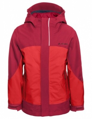 VAUDE Kids Suricate 3in1 Jacket III VAUDE Kids Suricate 3in1 Jacket III Farbe / color: magma ()