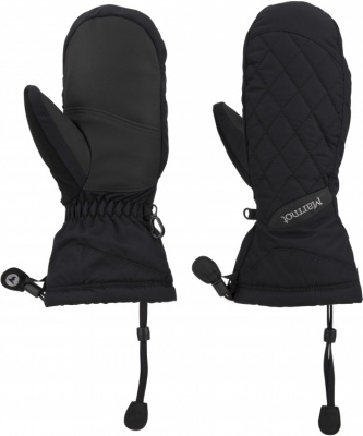Marmot Womens Moraine Mitt Marmot Womens Moraine Mitt Farbe / color: black ()