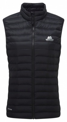 Mountain Equipment Arete Vest Womens Mountain Equipment Arete Vest Womens Farbe / color: black ()