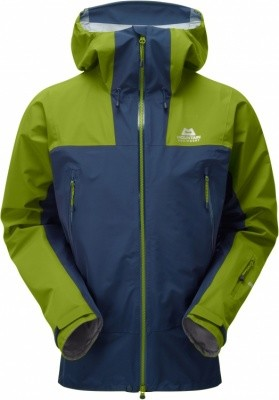 Mountain Equipment Havoc Jacket Mountain Equipment Havoc Jacket Farbe / color: marine/kiwi ()