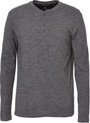 Royal Robbins Merinolux Henley Royal Robbins Merinolux Henley Farbe / color: charcoal ()