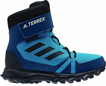 Adidas Terrex Snow CF CP CW Kids Adidas Terrex Snow CF CP CW Kids Farbe / color: mystery petrol/black/blue nights ()