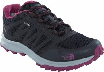 The North Face Womens Litewave Fastpack GTX The North Face Womens Litewave Fastpack GTX Farbe / color: TNF black/amaranth purple ZFX ()