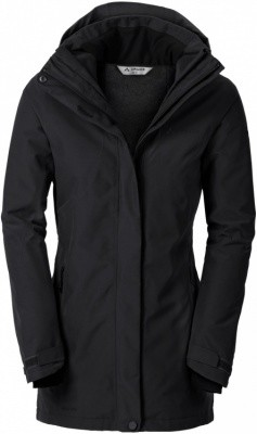 VAUDE Womens Altiplano Wool Parka VAUDE Womens Altiplano Wool Parka Farbe / color: black ()
