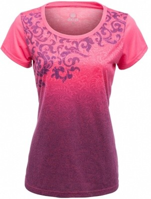 Sherpa Adventure Gear Sundari Tee Women Sherpa Adventure Gear Sundari Tee Women Farbe / color: mandala pink ()