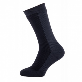 Sealskinz Hiking Mid Mid Sealskinz Hiking Mid Mid Farbe / color: black/anthraicte ()