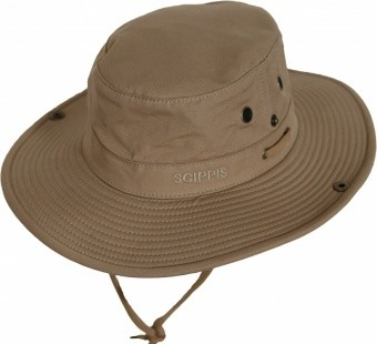 Scippis Australian Adventure Wear Conway Hat Scippis Australian Adventure Wear Conway Hat Farbe / color: sand ()
