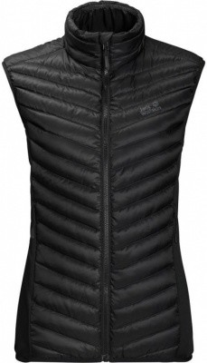 Jack Wolfskin Atmosphere Vest Women Jack Wolfskin Atmosphere Vest Women Farbe / color: black ()