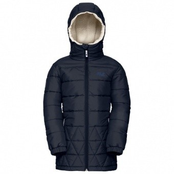 Jack Wolfskin Kids Black Bear Jacket Jack Wolfskin Kids Black Bear Jacket Farbe / color: night blue ()