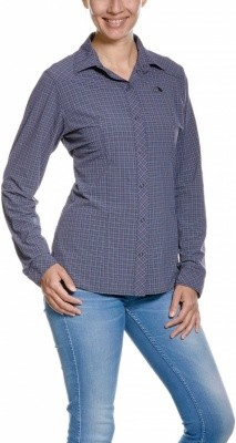 Tatonka Nilo Womens LS-Shirt Tatonka Nilo Womens LS-Shirt Farbe / color: matt blue ()