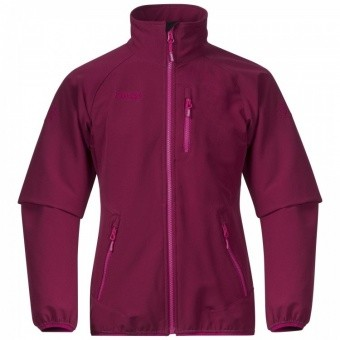 Bergans Kjerag Youth Girl Jacket Bergans Kjerag Youth Girl Jacket Farbe / color: dusty cerise/cerise/h pink ()