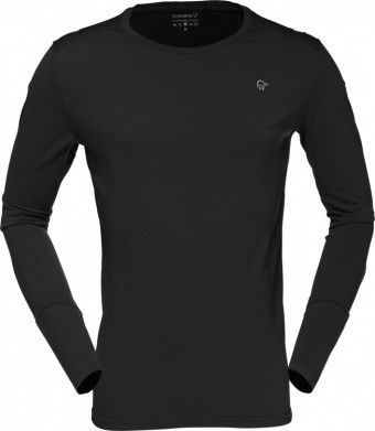 Norrona Wool Round Neck Men Norrona Wool Round Neck Men Farbe / color: caviar ()