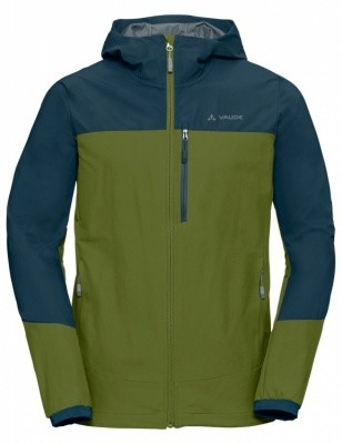 VAUDE Mens Skarvan S Jacket VAUDE Mens Skarvan S Jacket Farbe / color: holly green ()