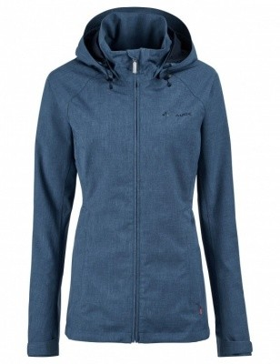 VAUDE Womens Peloda Jacket VAUDE Womens Peloda Jacket Farbe / color: fjord blue ()