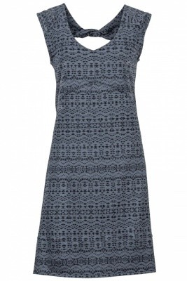 Marmot Womens Annabell Dress Marmot Womens Annabell Dress Farbe / color: steel onyx heather/sunfall ()
