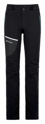 Ortovox Piz Badile Pants Women Ortovox Piz Badile Pants Women Farbe / color: black raven ()