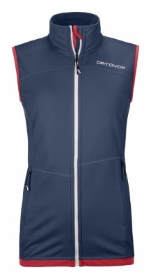 Ortovox Fleece Light Vest Women Ortovox Fleece Light Vest Women Farbe / color: night blue ()