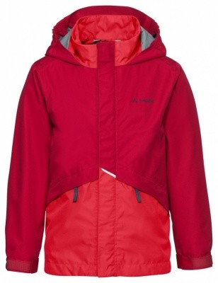 VAUDE Kids Escape Light Jacket III VAUDE Kids Escape Light Jacket III Farbe / color: indian red ()