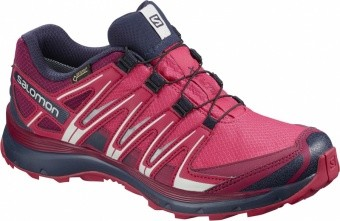 Salomon XA Lite GTX Women Salomon XA Lite GTX Women Farbe / color: virtual pink/cerise/evening blue ()