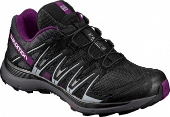 Salomon XA Lite Women Salomon XA Lite Women Farbe / color: black/magnet/grape juice ()
