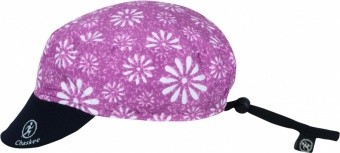 Chaskee Reversible Cap Happy Flowers Chaskee Reversible Cap Happy Flowers Farbe / color: violet ()