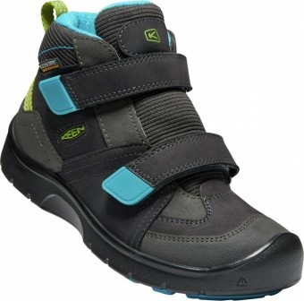 Keen Kids Hikeport Mid Strap WP Keen Kids Hikeport Mid Strap WP Farbe / color: magnet/greenery ()