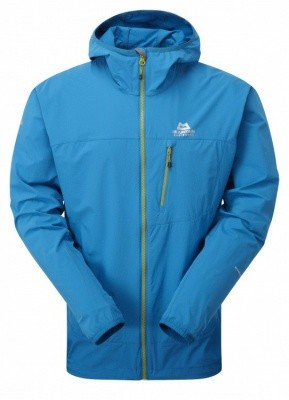 Mountain Equipment Echo Hooded Jacket Mountain Equipment Echo Hooded Jacket Farbe / color: lagoon blue ()