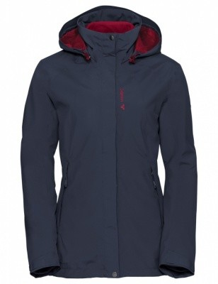 VAUDE Womens Kintail 3in1 Jacket IV VAUDE Womens Kintail 3in1 Jacket IV Farbe / color: eclipse ()