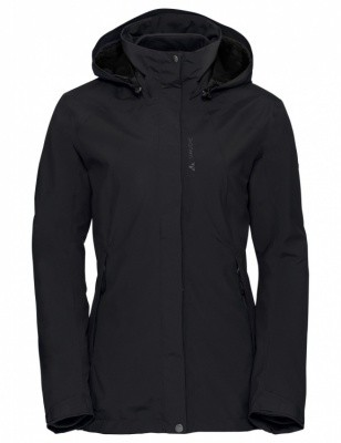 VAUDE Womens Kintail 3in1 Jacket IV VAUDE Womens Kintail 3in1 Jacket IV Farbe / color: black ()