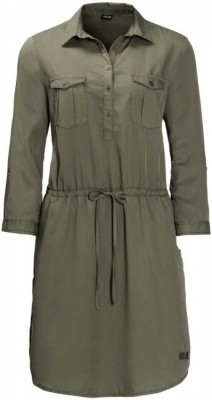Jack Wolfskin Mojave Dress Jack Wolfskin Mojave Dress Farbe / color: woodland green ()