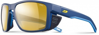 Julbo Shield Julbo Shield Farbe / color: blau/blau/gelb ()