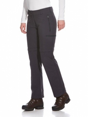 Tatonka Kearns Womens Zip Off Pants Tatonka Kearns Womens Zip Off Pants Farbe / color: black ()