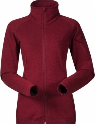 Bergans Reinfann Lady Jacket Bergans Reinfann Lady Jacket Farbe / color: red/burgundy ()