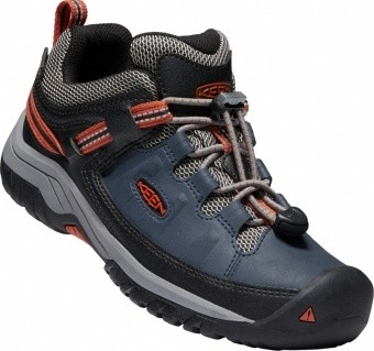 Keen Kids Targhee Low WP Keen Kids Targhee Low WP Farbe / color: blue nights/roobios tea ()