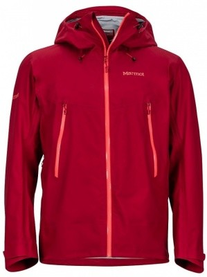 Marmot Red Star Jacket Marmot Red Star Jacket Farbe / color: sienna red ()