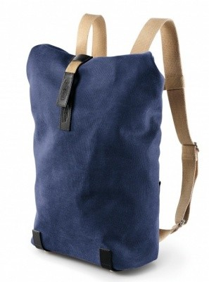 Brooks Pickwick Canvas Small Brooks Pickwick Canvas Small Farbe / color: dark blue/black ()