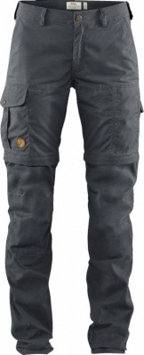 Fjällräven Karla Pro Zip-Off Trousers Women Fjällräven Karla Pro Zip-Off Trousers Women Farbe / color: dusk ()