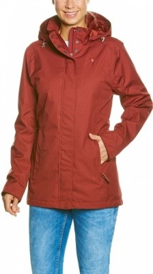 Tatonka Hinia Womens Jacket Tatonka Hinia Womens Jacket Farbe / color: orchid red ()