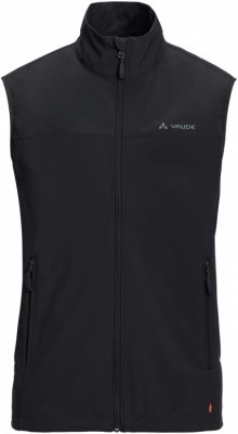 VAUDE Mens Hurricane Vest III VAUDE Mens Hurricane Vest III Farbe / color: black ()