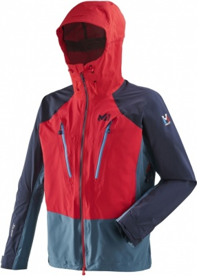 Millet Trilogy V Icon Dual GTX Pro Jacket Millet Trilogy V Icon Dual GTX Pro Jacket Farbe / color: indian/rouge ()
