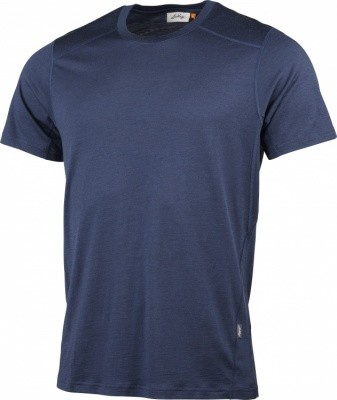Lundhags Gimmer Merino LT Tee Lundhags Gimmer Merino LT Tee Farbe / color: deep blue ()