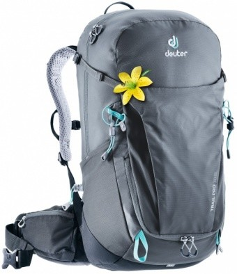 Deuter Trail Pro 30 SL Deuter Trail Pro 30 SL Farbe / color: graphite-black ()