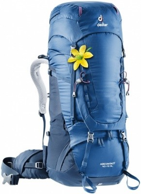 Deuter Aircontact 40+10 SL Deuter Aircontact 40+10 SL Farbe / color: steel-midnight ()