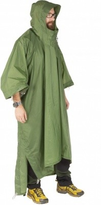 Exped Tarp Poncho Exped Tarp Poncho Farbe / color: green ()